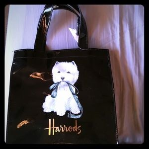 Harrods of London bag